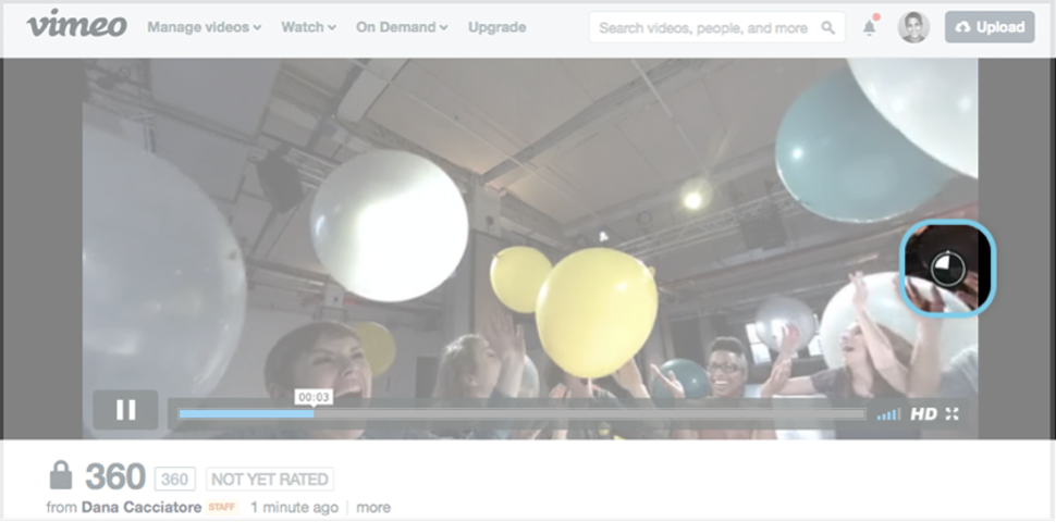 Terms you need to know to create 360 video - Vimeo Blog