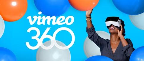Vimeo 360: the new home for immersive storytelling