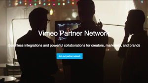 Introducing the Vimeo Partner Network