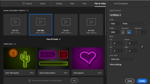 Designing in Illustrator for After Effects animation