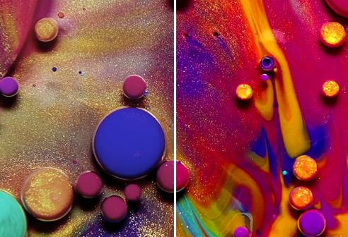 Luminous colors, stunning high quality: HDR has arrived