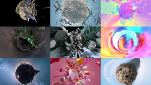 Tiny Universe: a music video featuring Vimeo 360 creators