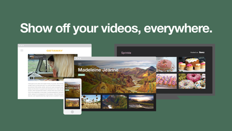 Meet Showcase: a new way to show off your videos, everywhere.