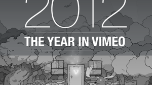 Vimeo 2012 Wrap-Up: More Pictures, Fewer Words