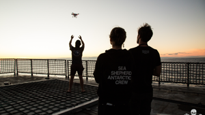 Capturing drone footage: tips for nighttime shoots at sea