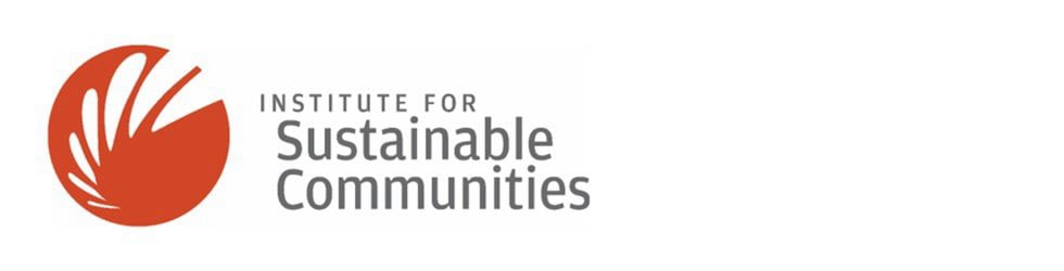 ISC - The Institute for Sustainable Communities