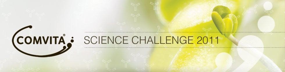 Comvita Science Challenge 2011