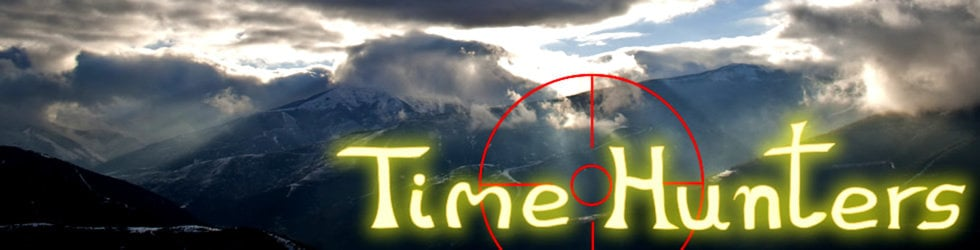 Time Hunters, Cazadores del Tiempo.
