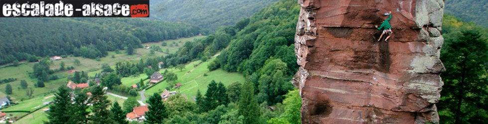 Escalade-Alsace, les vidéos