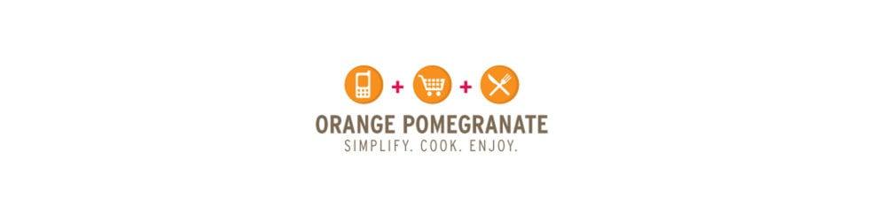 Orange Pomegranate