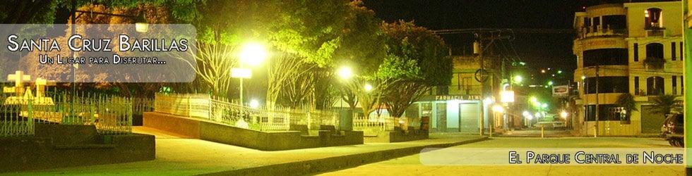 Santa Cruz Barillas' Channel