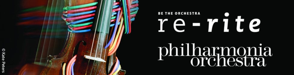 re-rite: Be the Orchestra