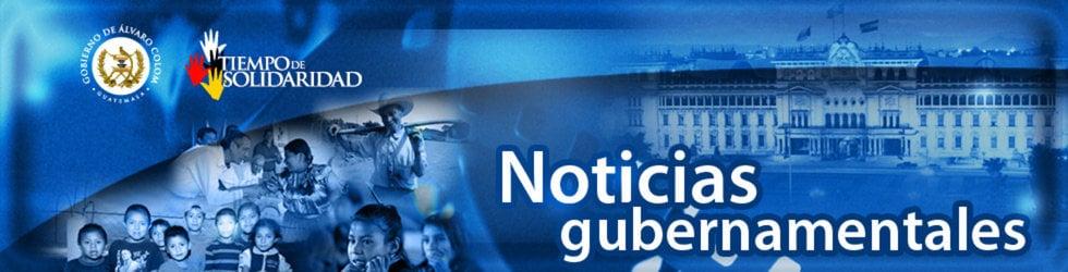 Noticias Gubernamentales