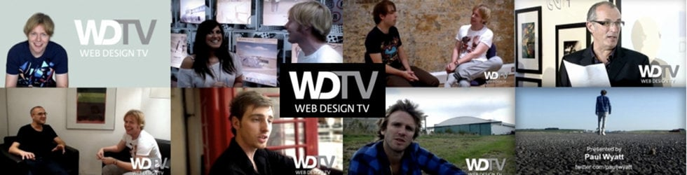 WDTV (Web design TV) from the makers of .net Magazine