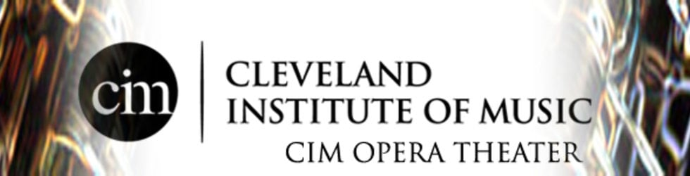 Cleveland Institute of Music Opera Theater