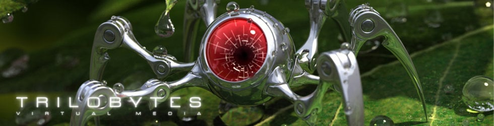 3d Trilobytes