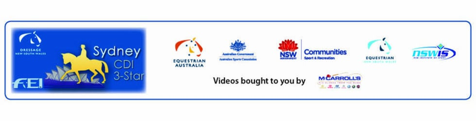 Sydney CDI 3 Star International Dressage Event