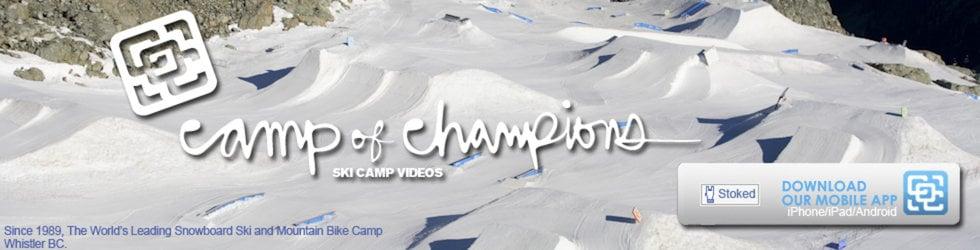 Camp of Champions Ski Videos