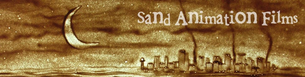 Sand animation films