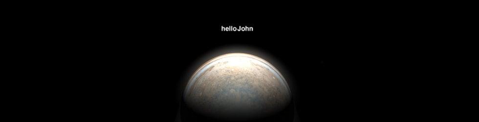 Hello John