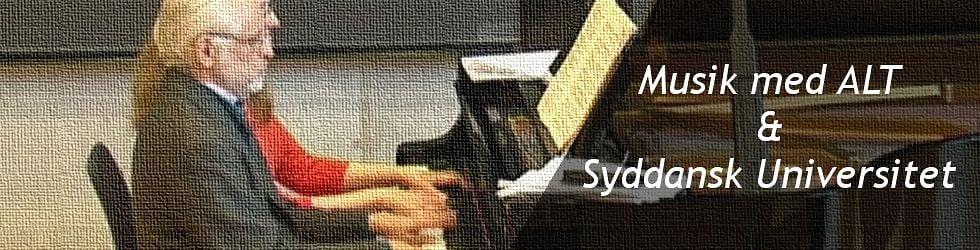 Musik med ALT & Syddansk Universitet
