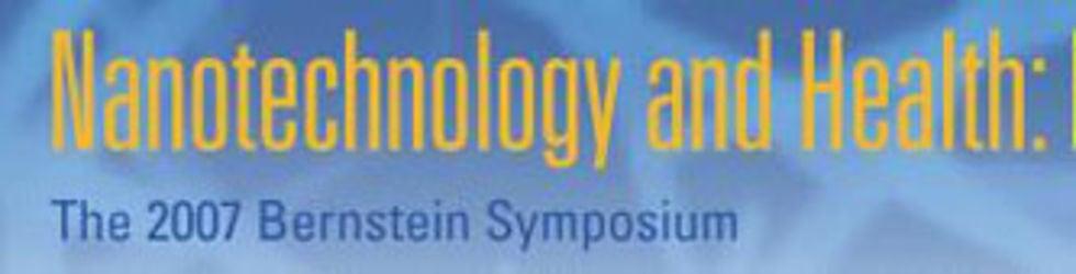 2007 RSC Symposium -- 'Nanotechnology and Health'