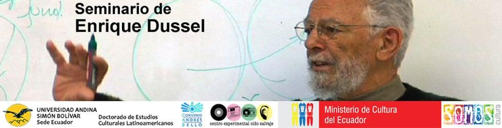 Seminario Enrique Dussel
