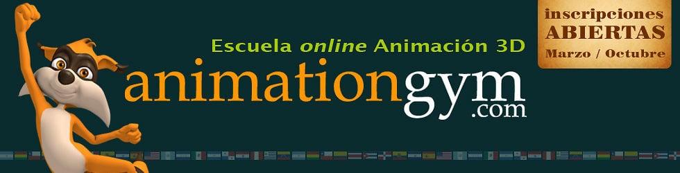 Curso de Animacion 3D de AnimationGym.com