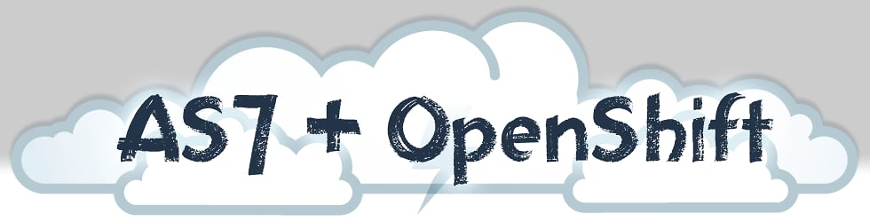 JBoss AS7 + OpenShift