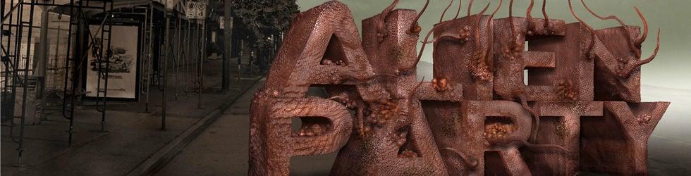Alien Party - Motion Graphics & VFX