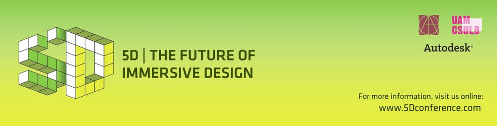 5D : The Immersive Design Conference