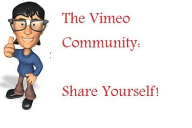 The Community Rocks! Share Yourself!
