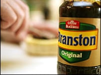 The Branston Pickle Channel