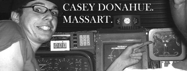 Casey Donahue. MassArt.