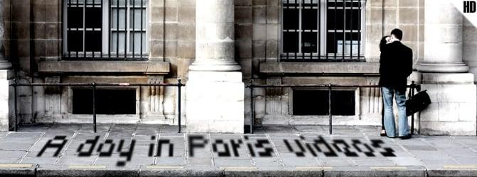 Un jour à Paris - A day in Paris