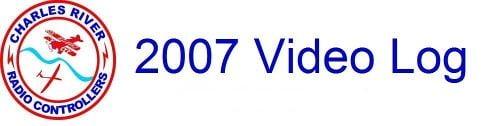 3.- CRRC 2007 Video Log