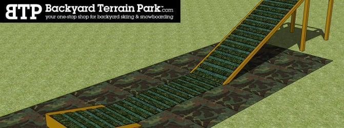 The Backyard Terrain Park Channel