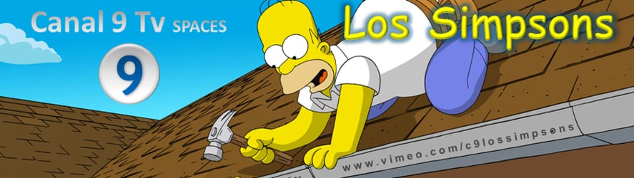 Los Simpsons ~ Canal 9 Tv