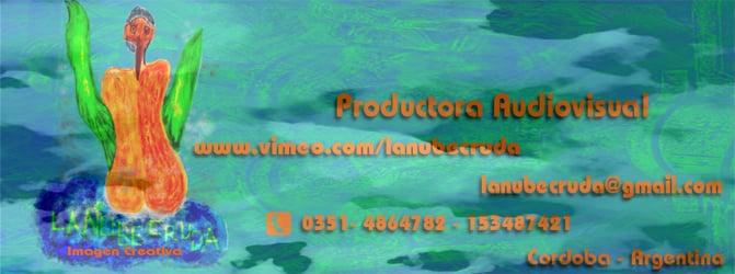 La Nube Cruda productora audiovisual