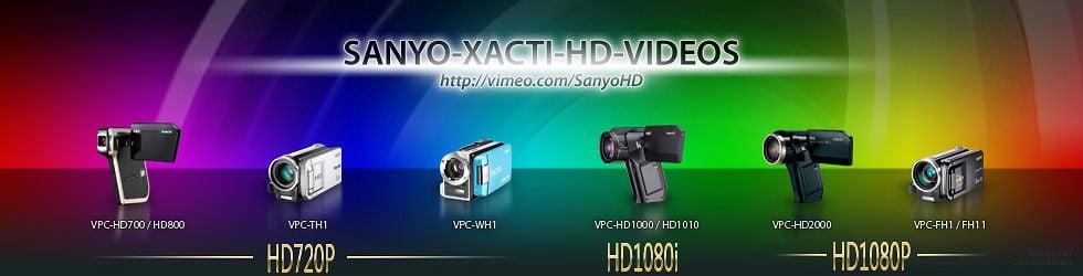 Sanyo-Xacti-HD-Videos