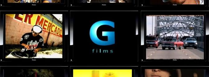 G Films' Music Video Channel
