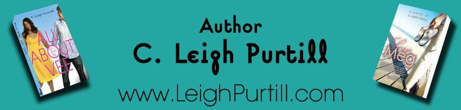 Author C. Leigh Purtill