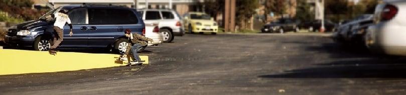 Bing's Skateboarding Videos