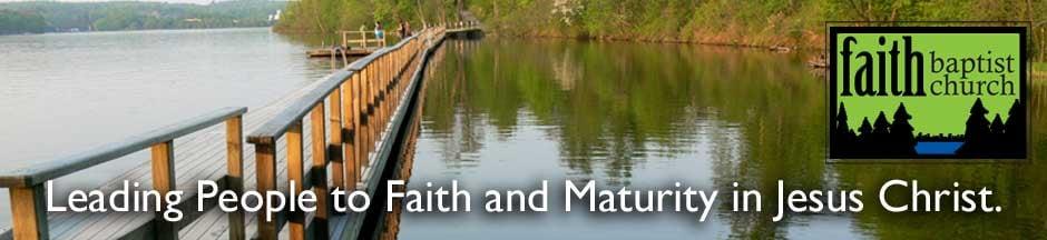 Faith Baptist Church Huntsville, ON
