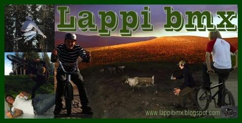 Lappi BMX Concrete Diaries videoblog