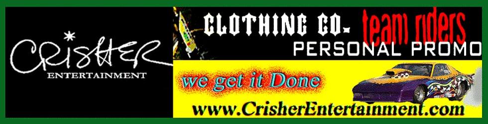 Crisher Entertainment's Channel