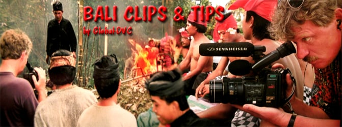 BALI clips and tips