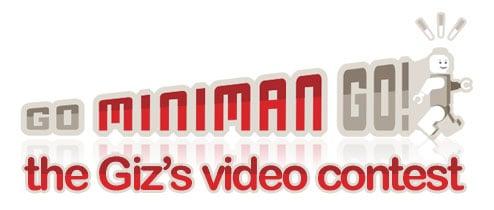 Gizmodo and Lego's Go Miniman Go Contest