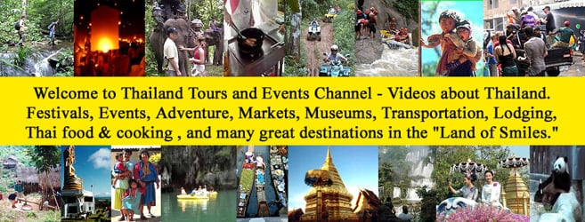 Thailand Tours and Events Channel