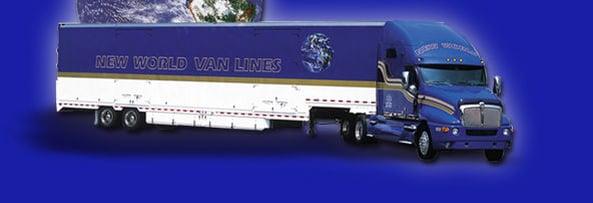 New World Van Lines of Massachusetts